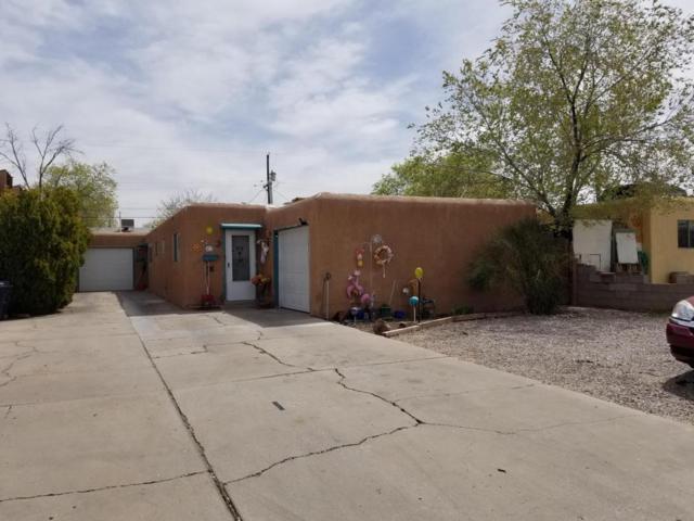 420 Rhode Island Street SE, Albuquerque, NM 87108 (MLS #916125) :: Will Beecher at Keller Williams Realty