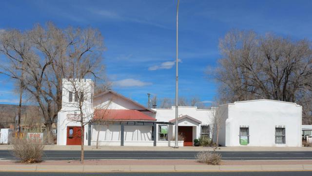 422 W Santa Fe Avenue, Grants, NM 87020 (MLS #916129) :: Campbell & Campbell Real Estate Services