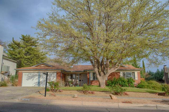3416 Chelwood Road NE, Albuquerque, NM 87111 (MLS #916191) :: Campbell & Campbell Real Estate Services