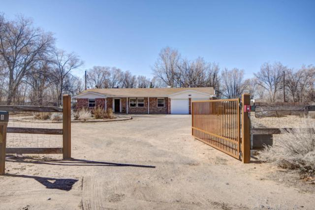 8 Pueblito Road, Corrales, NM 87048 (MLS #916285) :: Campbell & Campbell Real Estate Services