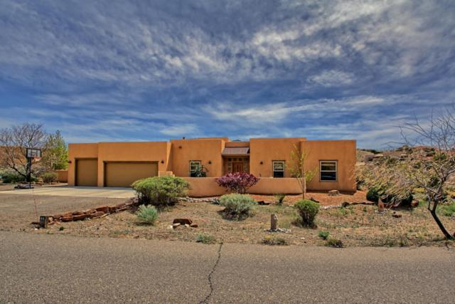 44 Santa Ana Loop, Placitas, NM 87043 (MLS #916334) :: Will Beecher at Keller Williams Realty