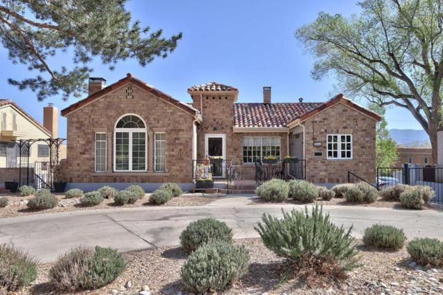 912 Ridgecrest Drive SE, Albuquerque, NM 87108 (MLS #916335) :: Your Casa Team