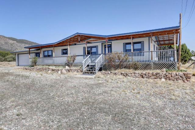 31 Sandoval Lane, Edgewood, NM 87015 (MLS #916369) :: Campbell & Campbell Real Estate Services