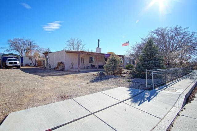 412 Chama Street NE, Albuquerque, NM 87108 (MLS #916389) :: Campbell & Campbell Real Estate Services