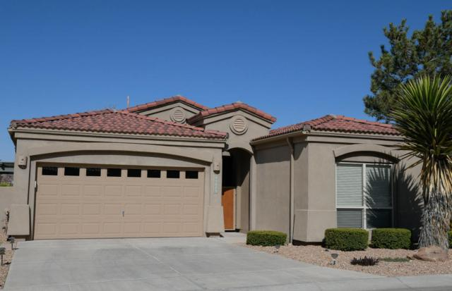 3923 Fox Sparrow Trail NW, Albuquerque, NM 87120 (MLS #916400) :: Your Casa Team