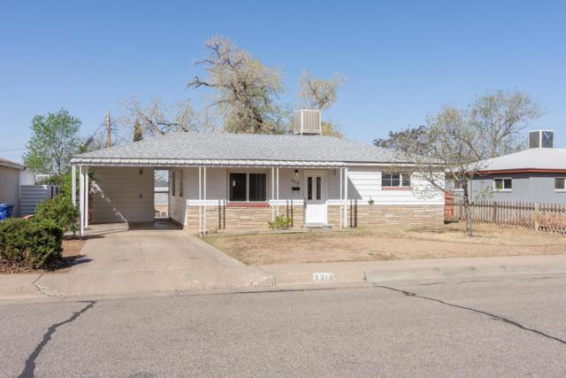 9218 Fairbanks Road NE, Albuquerque, NM 87112 (MLS #916403) :: Your Casa Team