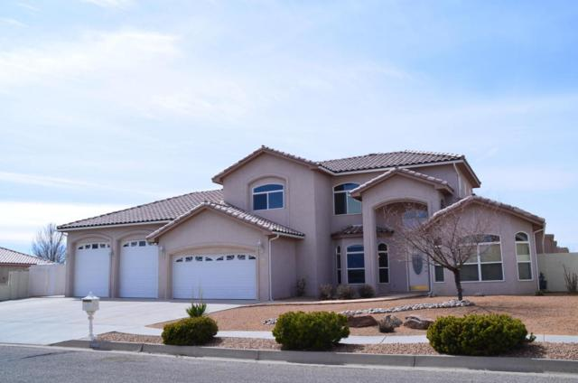 3825 Bay Hill Loop SE, Rio Rancho, NM 87124 (MLS #916420) :: Campbell & Campbell Real Estate Services
