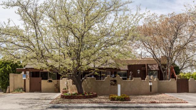 1909 Morris Street NE, Albuquerque, NM 87112 (MLS #916426) :: Your Casa Team