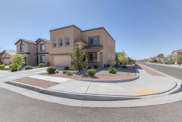 8644 Mock Heather Road NW, Albuquerque, NM 87120 (MLS #916435) :: Campbell & Campbell Real Estate Services