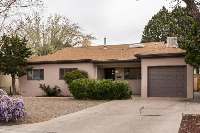 808 Truman Street NE, Albuquerque, NM 87110 (MLS #916438) :: Campbell & Campbell Real Estate Services