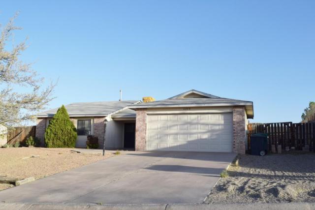 4309 David Court Court NE, Rio Rancho, NM 87124 (MLS #916457) :: Your Casa Team