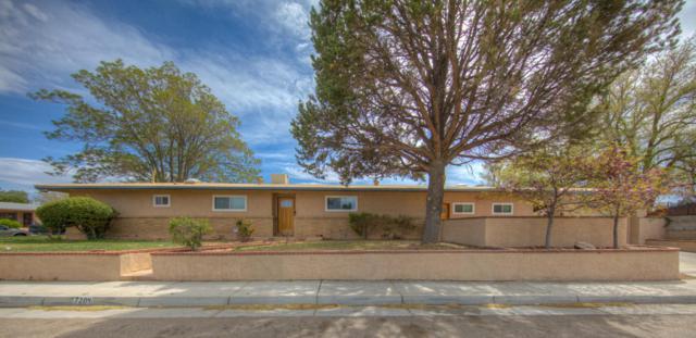 7204 Summer Avenue NE, Albuquerque, NM 87110 (MLS #916516) :: Your Casa Team