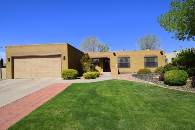 7601 Wells Fargo Trail NW, Albuquerque, NM 87120 (MLS #916519) :: Your Casa Team