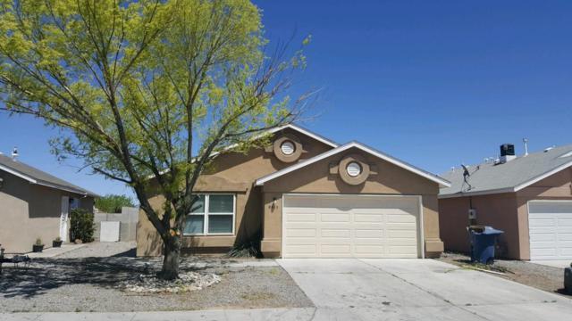 8615 Lone Prairie Avenue SW, Albuquerque, NM 87121 (MLS #916524) :: Your Casa Team