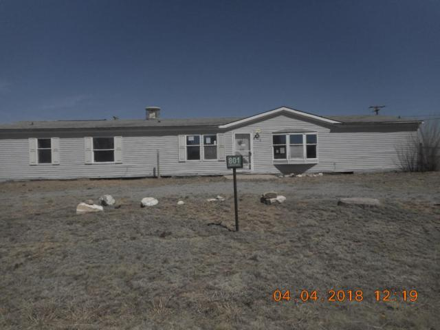 801 Amelia, Moriarty, NM 87035 (MLS #916579) :: Will Beecher at Keller Williams Realty