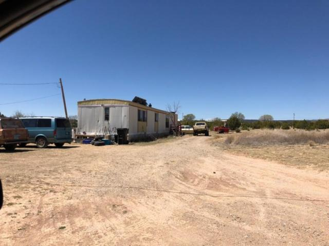 11 Acre Road 05 & 11, Edgewood, NM 87015 (MLS #916614) :: Will Beecher at Keller Williams Realty