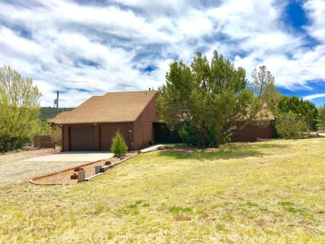 18 Juniper Hill Loop, Cedar Crest, NM 87008 (MLS #916619) :: Will Beecher at Keller Williams Realty