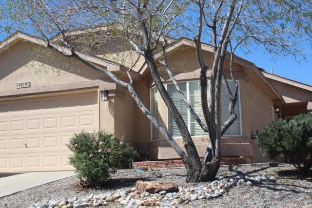 9919 Wagon Gate Trail SW, Albuquerque, NM 87121 (MLS #916626) :: Will Beecher at Keller Williams Realty