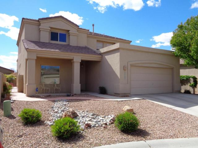 3805 Tundra Swan Court NW, Albuquerque, NM 87120 (MLS #916648) :: Your Casa Team