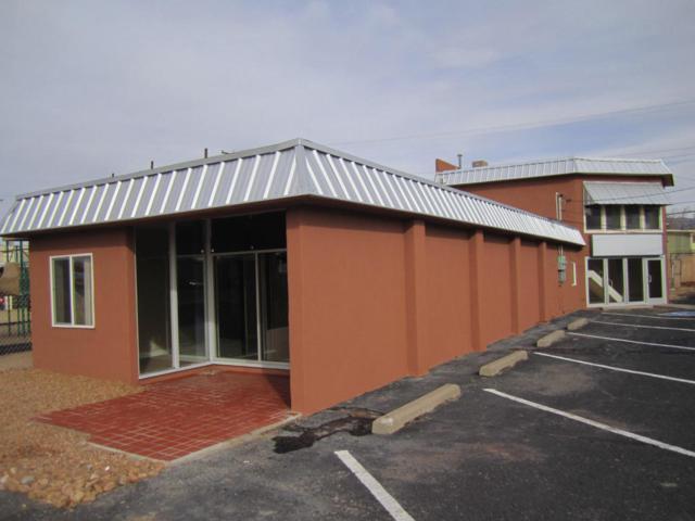 1610 San Pedro Drive NE, Albuquerque, NM 87110 (MLS #916779) :: Campbell & Campbell Real Estate Services
