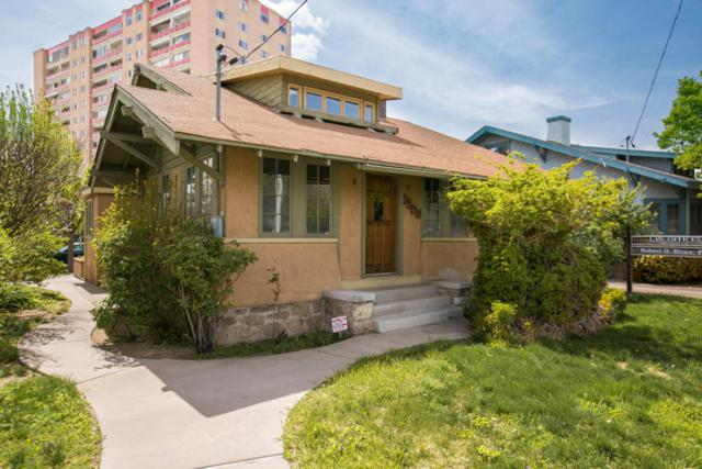 1300 Central Avenue SW, Albuquerque, NM 87102 (MLS #916816) :: Campbell & Campbell Real Estate Services