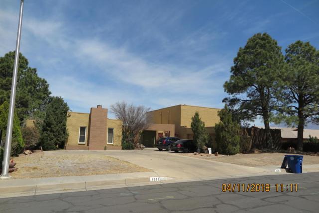 4305 Chinlee Avenue NE, Albuquerque, NM 87110 (MLS #916824) :: Will Beecher at Keller Williams Realty