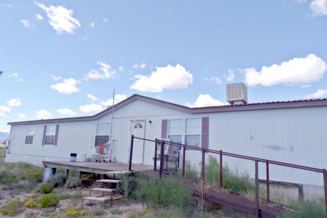 50 Trapezoid, Mountainair, NM 87036 (MLS #916828) :: Campbell & Campbell Real Estate Services