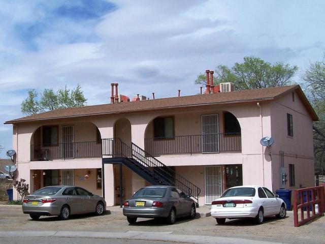 344-350 Calle De Las Familias, Los Lunas, NM 87031 (MLS #916901) :: Campbell & Campbell Real Estate Services