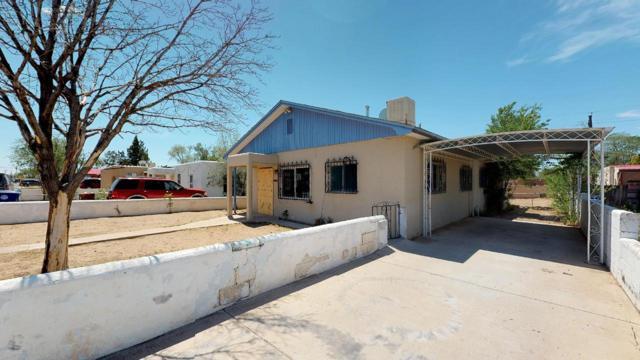 229 San Pablo Street NE, Albuquerque, NM 87108 (MLS #916943) :: Campbell & Campbell Real Estate Services
