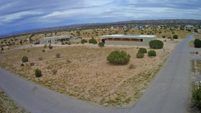 Horse Shoe Loop Lot 2, Placitas, NM 87043 (MLS #916974) :: Campbell & Campbell Real Estate Services