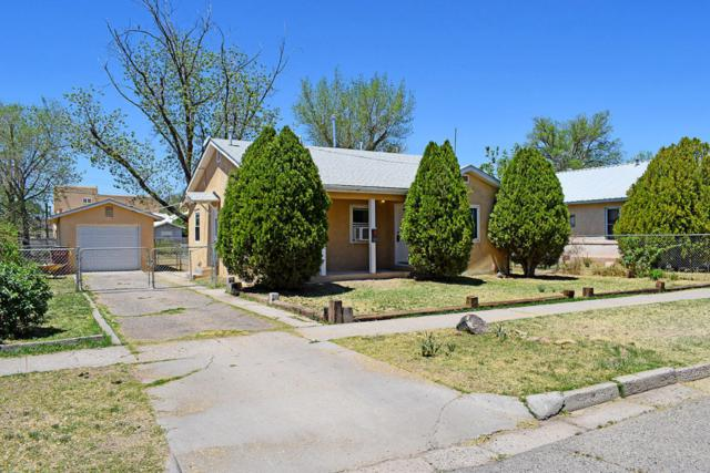 607 3Rd Street, Belen, NM 87002 (MLS #917154) :: Campbell & Campbell Real Estate Services