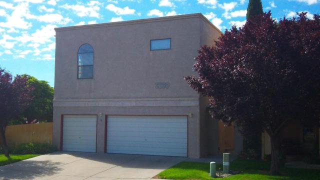 7250 Whippoorwill Lane NE #1, Albuquerque, NM 87109 (MLS #917231) :: Campbell & Campbell Real Estate Services