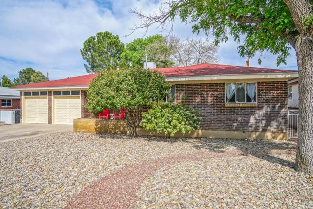 452 Graceland Drive SE, Albuquerque, NM 87108 (MLS #917271) :: Campbell & Campbell Real Estate Services