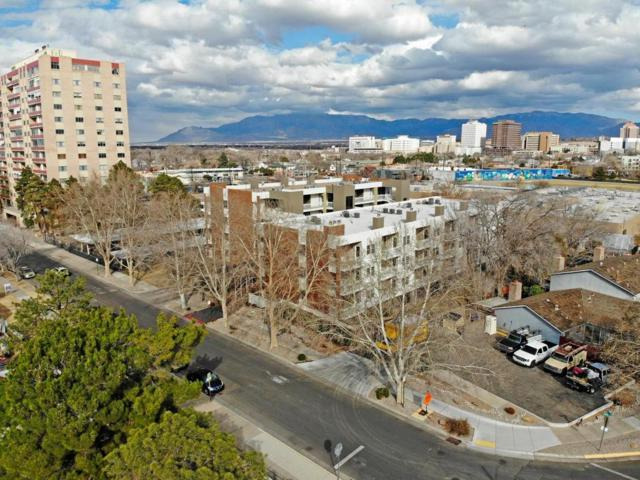 1325 Park Avenue SW #109, Albuquerque, NM 87102 (MLS #917410) :: Campbell & Campbell Real Estate Services