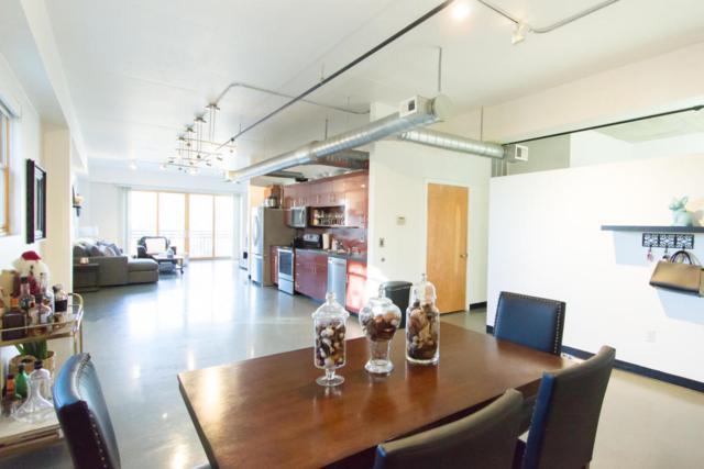 201 Arno Street NE #204, Albuquerque, NM 87102 (MLS #917490) :: Campbell & Campbell Real Estate Services