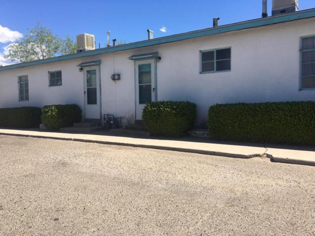 1321 San Mateo Boulevard SE, Albuquerque, NM 87108 (MLS #917592) :: Campbell & Campbell Real Estate Services