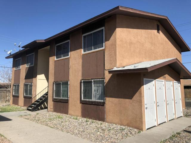 245 Charleston Street NE, Albuquerque, NM 87108 (MLS #917607) :: Campbell & Campbell Real Estate Services