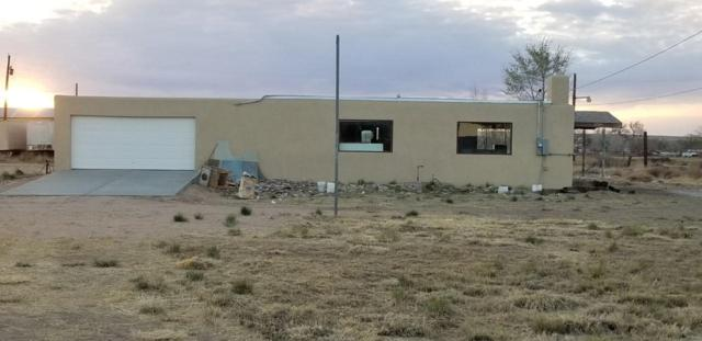 99 Ventura Road # A, Los Chavez, NM 87002 (MLS #917664) :: The Bigelow Team / Realty One of New Mexico