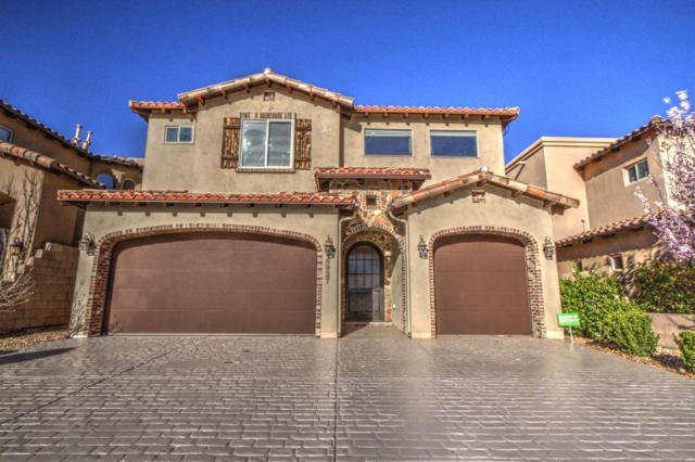 8927 Obsidian Street NE, Albuquerque, NM 87113 (MLS #918057) :: Campbell & Campbell Real Estate Services