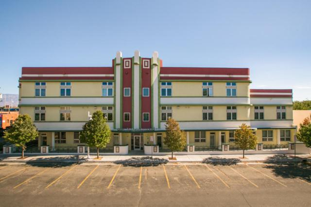 110 Richmond Drive SE #106, Albuquerque, NM 87106 (MLS #918112) :: Campbell & Campbell Real Estate Services