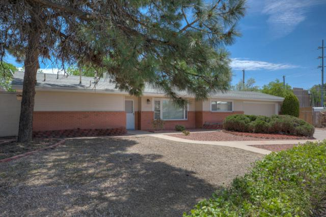 4100 Constance Place NE, Albuquerque, NM 87109 (MLS #918407) :: Will Beecher at Keller Williams Realty