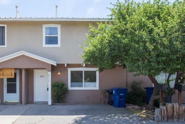 6012 Calle Diez NW, Albuquerque, NM 87107 (MLS #918487) :: Campbell & Campbell Real Estate Services
