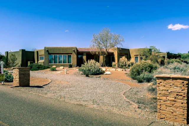 400 Cielo Azul Road, Corrales, NM 87048 (MLS #918550) :: Campbell & Campbell Real Estate Services
