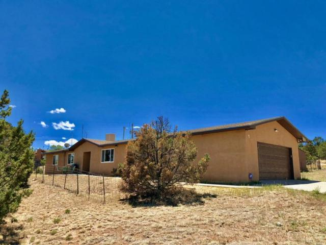 1 Edgewood Road, Edgewood, NM 87015 (MLS #918569) :: Campbell & Campbell Real Estate Services