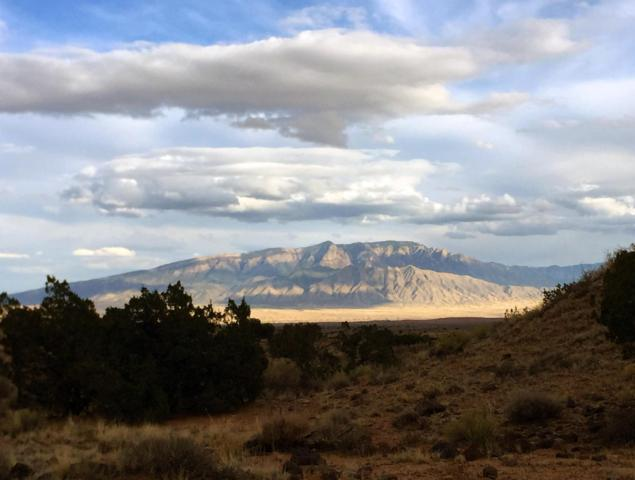 Venada Estates Mariposa Lot 3 NE, Rio Rancho, NM 87144 (MLS #918583) :: The Bigelow Team / Realty One of New Mexico