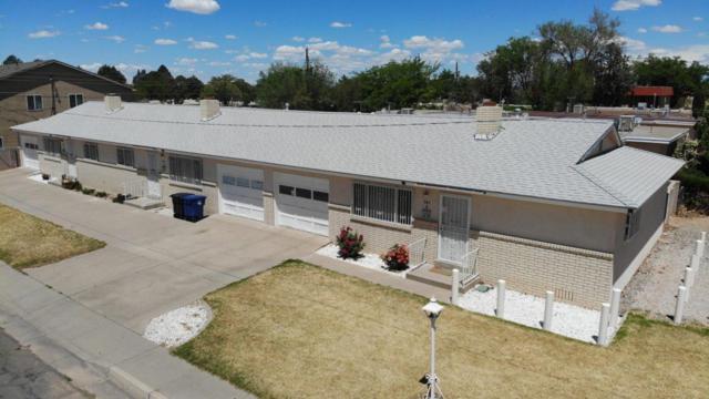 941 Alvarado Drive SE, Albuquerque, NM 87108 (MLS #918612) :: Will Beecher at Keller Williams Realty