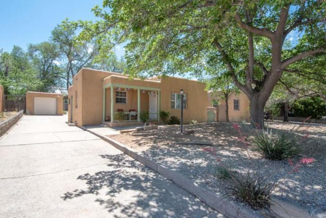 1705 Anderson Place SE, Albuquerque, NM 87108 (MLS #918663) :: Will Beecher at Keller Williams Realty