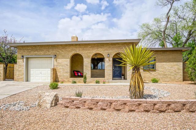 4515 Robin Drive NE, Albuquerque, NM 87110 (MLS #918664) :: Will Beecher at Keller Williams Realty
