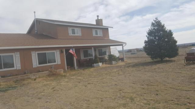 210 Abrahames Road, Moriarty, NM 87035 (MLS #918704) :: Campbell & Campbell Real Estate Services