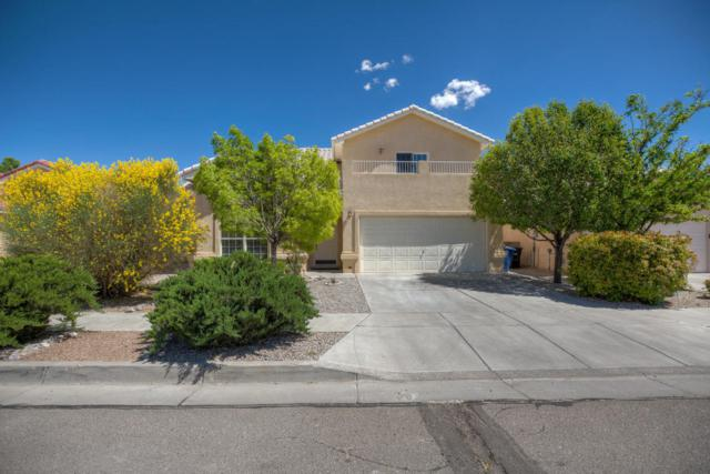 5583 Rabadi Castle Avenue NW, Albuquerque, NM 87114 (MLS #918822) :: Campbell & Campbell Real Estate Services